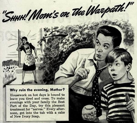Funny vintage ads on magazine ~ vintage everyday