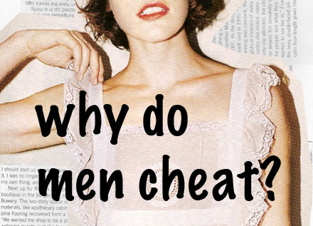 why do women cheat in a relationship
