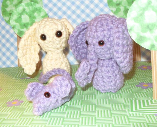 Cute Tiny Amigurumi Patterns | Crochet mouse, Crochet patterns ... | 504x619