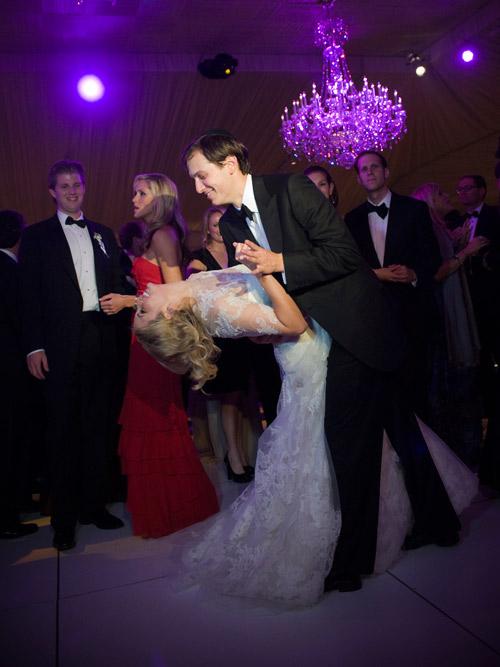 CRAZY ABOUT WEDDINGS: IVANKA TRUMP WEDDING PICTURES