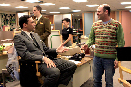 by ken levine the writing process on mad men Mad Men Apartment Mad Men Clothing