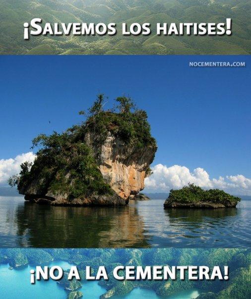 """Salvemos """"Los Haitises"""" - No a la cementera"""