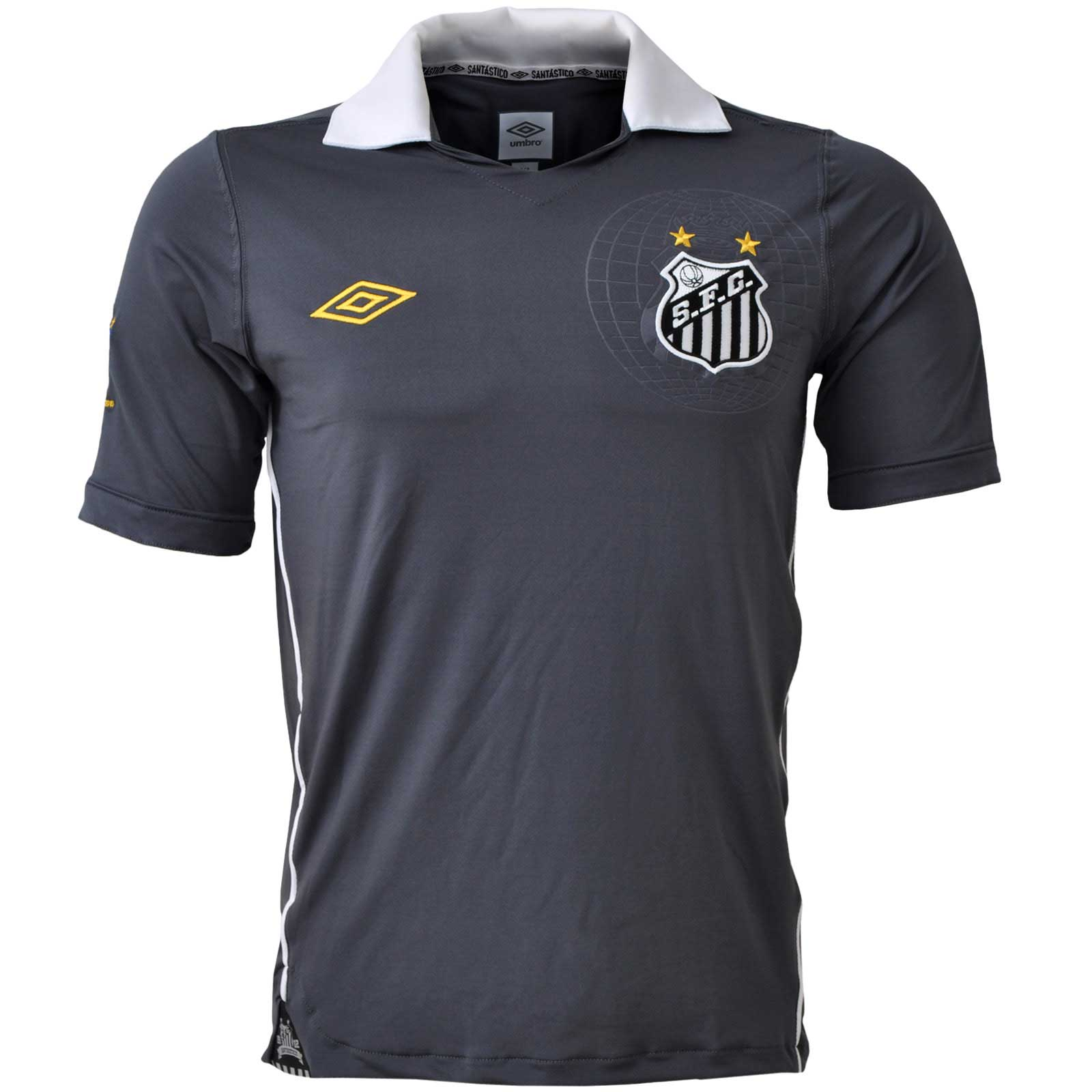 Veja os uniformes alternativos do Santos das últimas temporadas 319161c401ffa