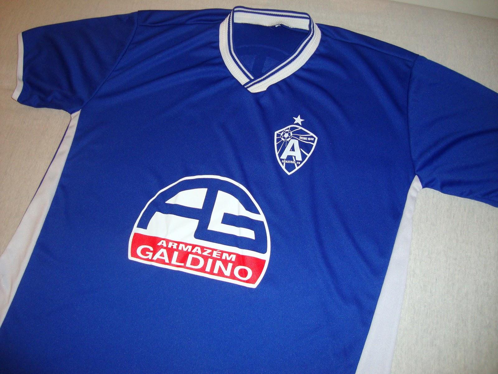 Atlético Cajazeirense de Desportos (PB) - Show de Camisas 730f430a79090