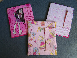 Pencil and Notebook Folders