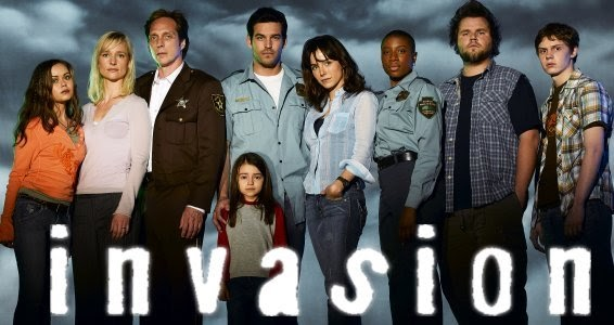 Invasion Serie