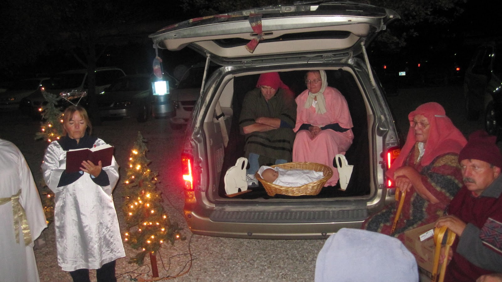 The Graber Gab Trunk Or Treat