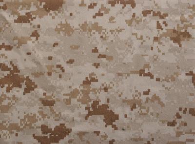 Camouflage Le Marpat Désert
