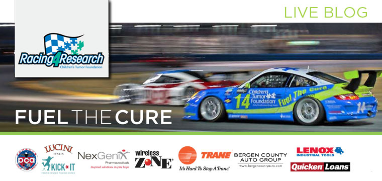 Racing4Research :: Children's Tumor Foundation