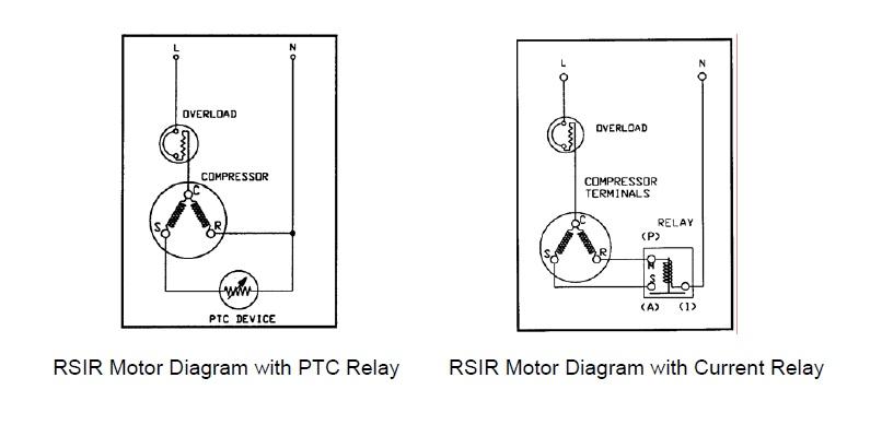 bengkel ac dan kulkas  jenis motor compressor