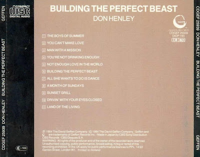 Don Henley – Building the Perfect Beast Lyrics | Genius Lyrics