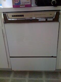 Kitchen Aid Front Loading Ensemble Washing Machine