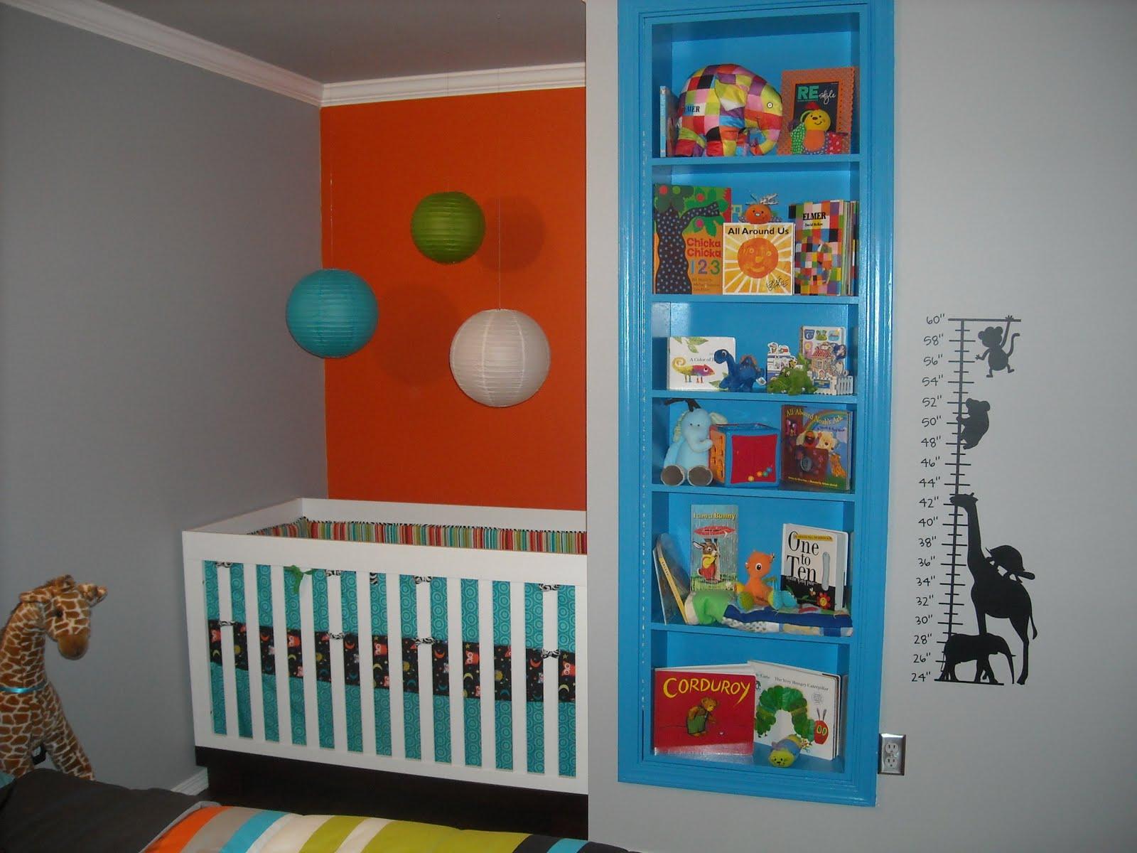 Nursery Notations Harrison S Crazy Jungle Nursery