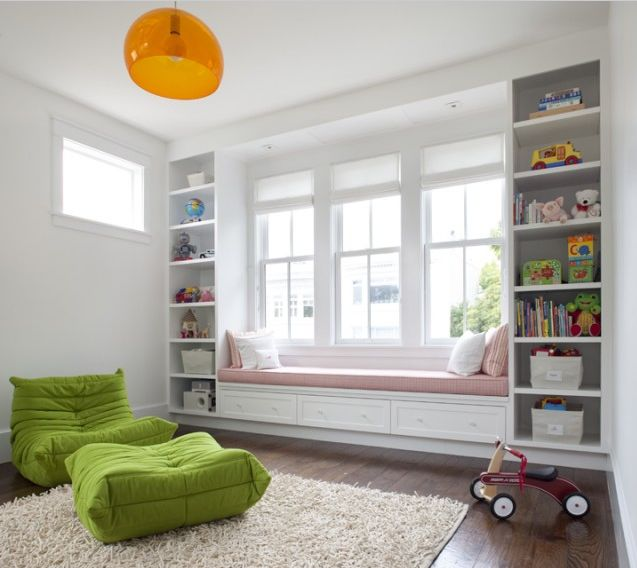Children S And Kids Room Ideas Designs Inspiration: Nursery Notations: Inspirational Playrooms