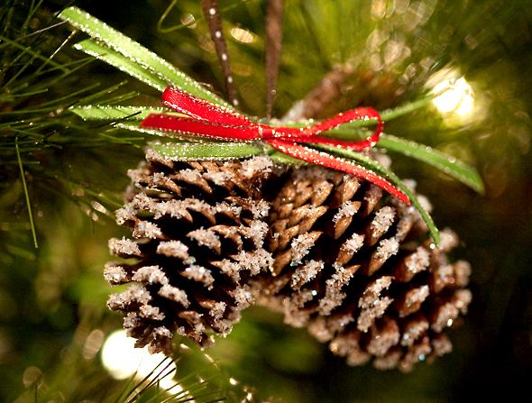Popcorn Christmas Tree