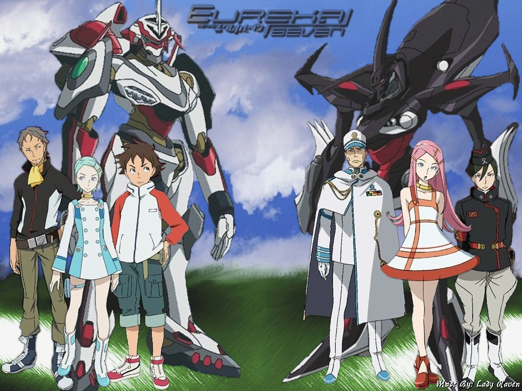 my shiny toy robots anime review eureka seven