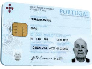 Bilhete de identidade portugal