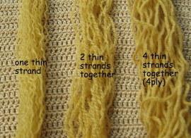 How to make amigurumi doll hair : Amigurumi hair tutorial owly