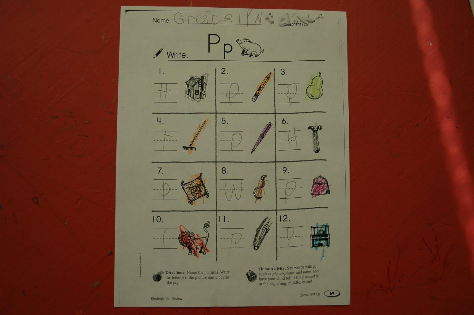 Letter T Worksheet Pumpkins