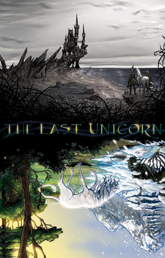 Ray Dillon Artist Amp Writer Quot The Last Unicorn 2 Quot Comic