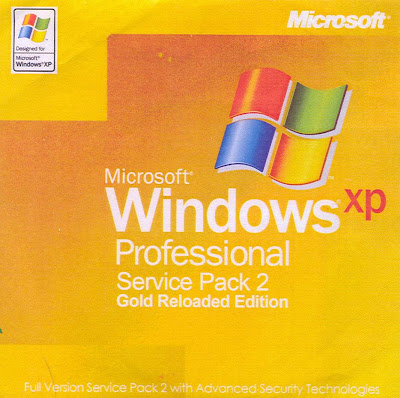 Windows Xp Professional Sp2 Gold Reloaded Edition