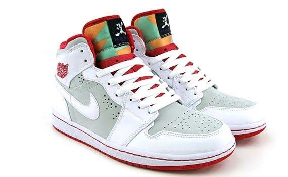"""authentic air force ones  Cheap Air Jordan 1 Mid """"Hare Jordan""""shoes 2e283c89de"""