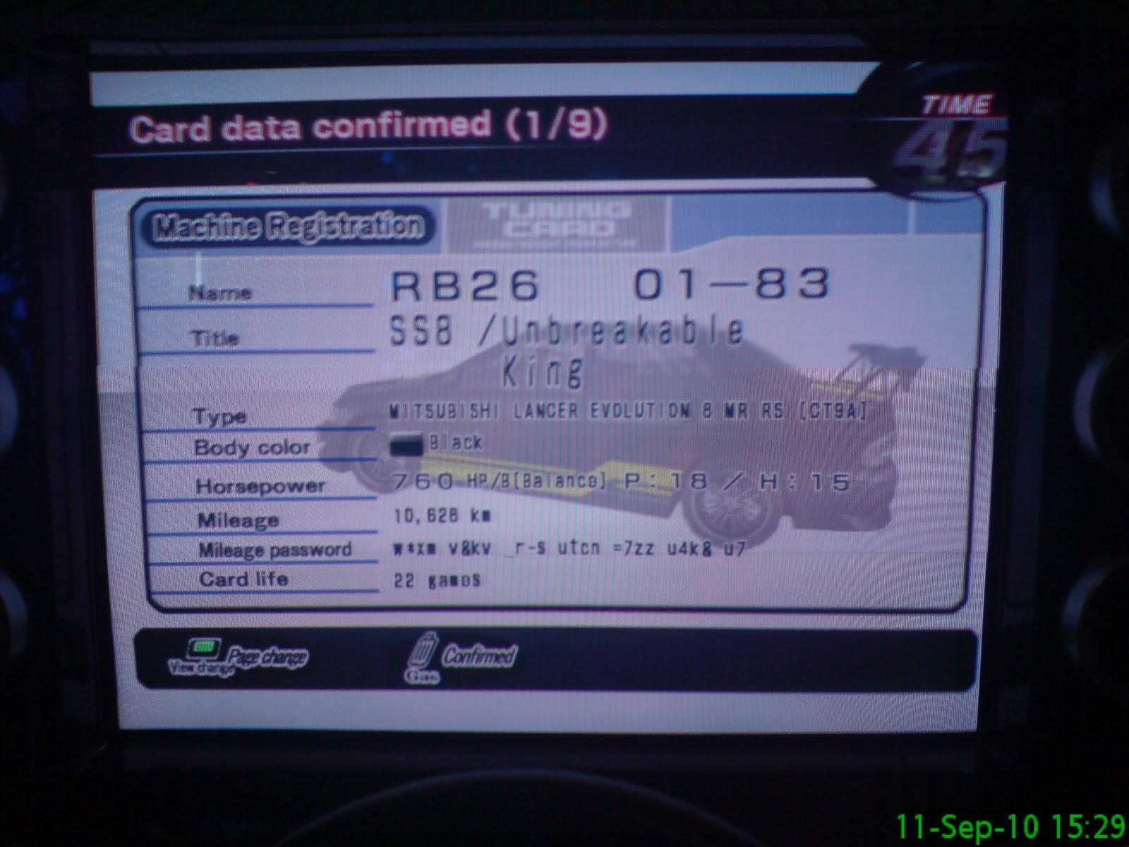 Team RB26 WMMT3DX+: 2010