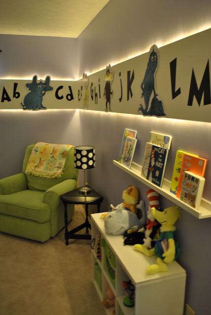 Dr Seuss Nursery Ideas Anyone The P