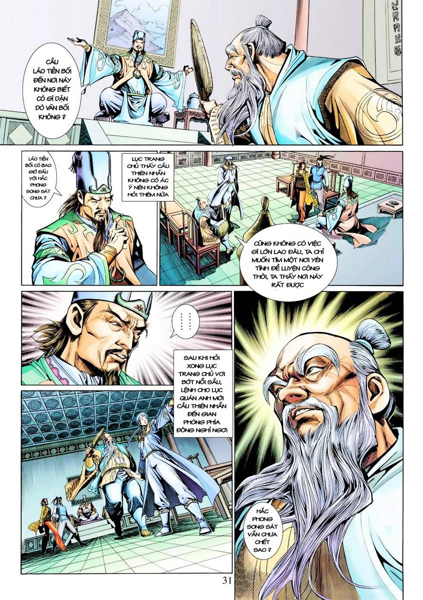 Anh Hùng Xạ Điêu anh hùng xạ đêu chap 29 trang 31