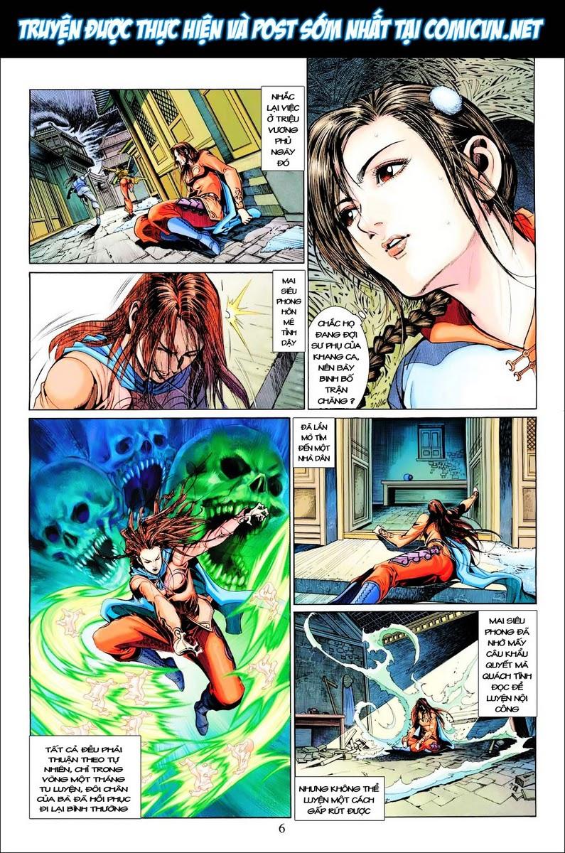 Anh Hùng Xạ Điêu anh hùng xạ đêu chap 29 trang 6