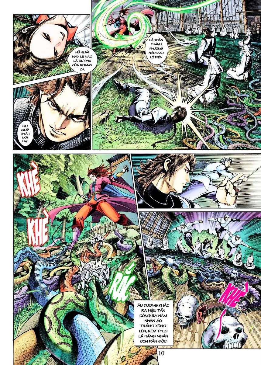 Anh Hùng Xạ Điêu anh hùng xạ đêu chap 29 trang 10