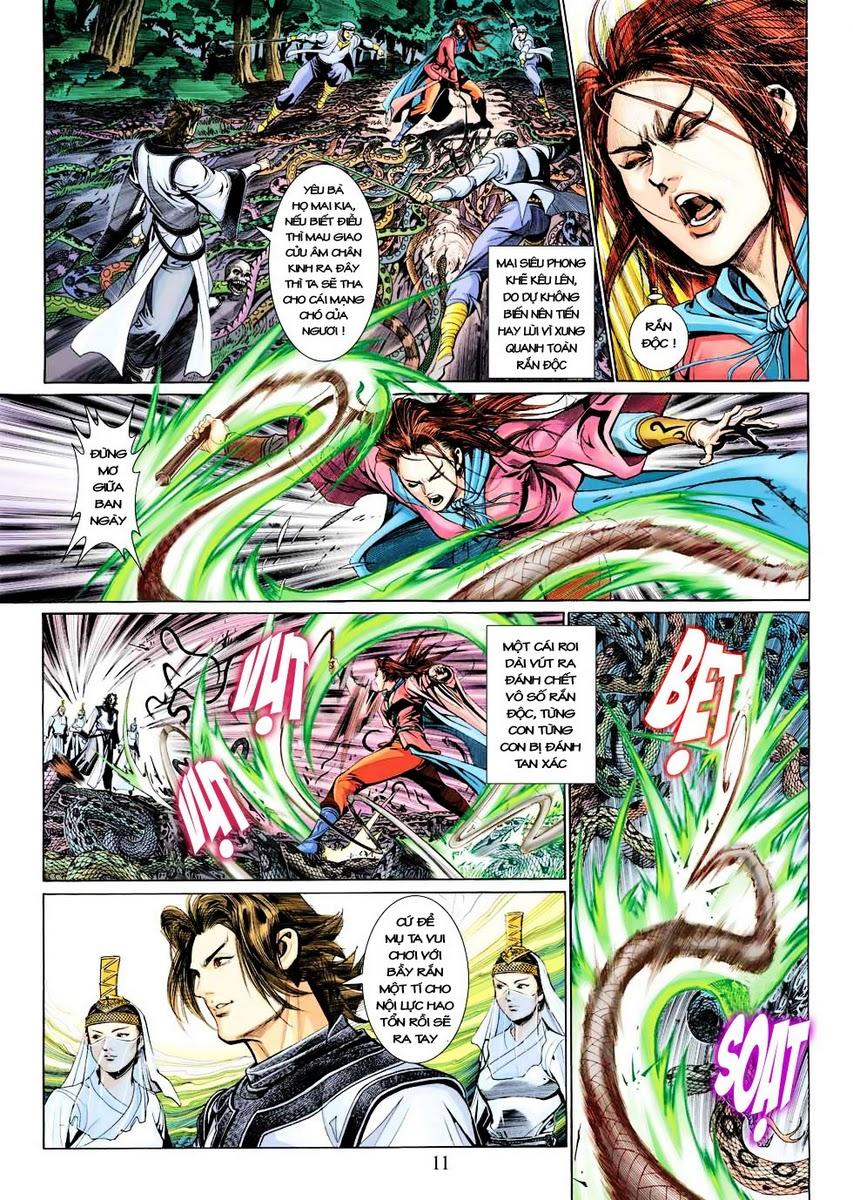 Anh Hùng Xạ Điêu anh hùng xạ đêu chap 29 trang 11