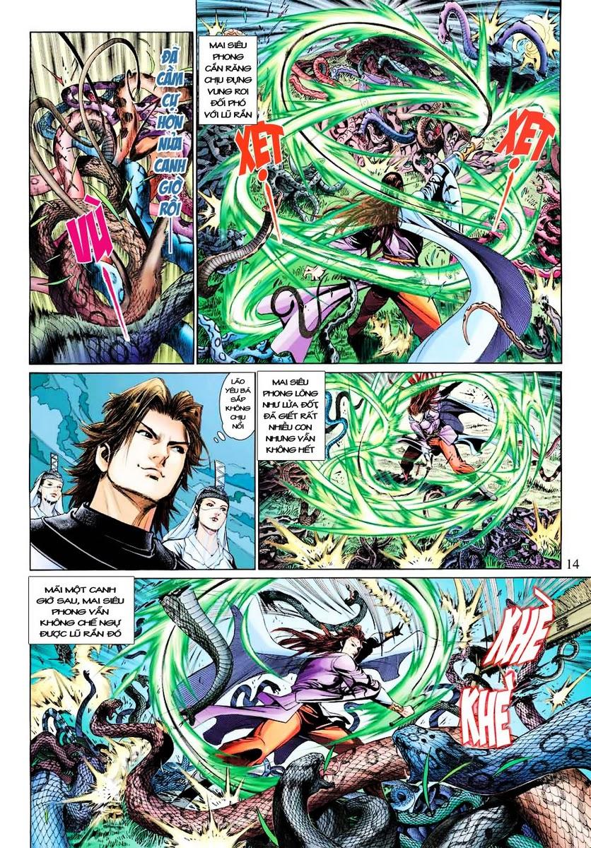 Anh Hùng Xạ Điêu anh hùng xạ đêu chap 29 trang 14