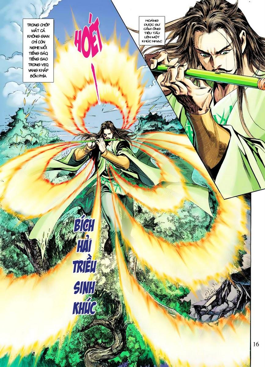 Anh Hùng Xạ Điêu anh hùng xạ đêu chap 29 trang 16