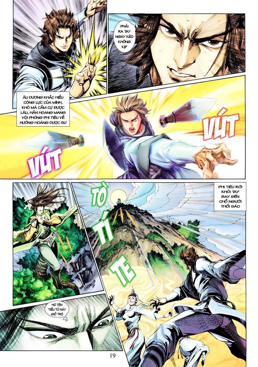 Anh Hùng Xạ Điêu anh hùng xạ đêu chap 29 trang 19