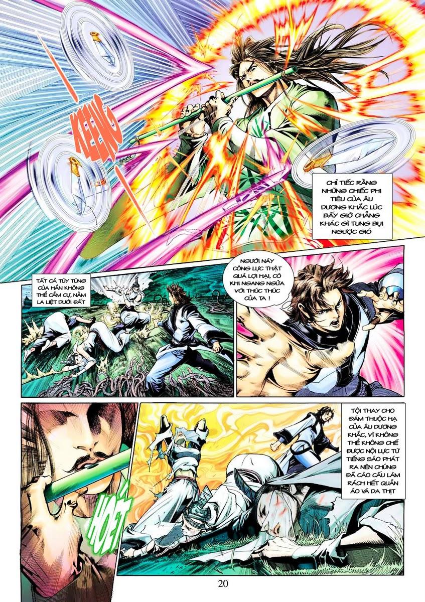 Anh Hùng Xạ Điêu anh hùng xạ đêu chap 29 trang 20