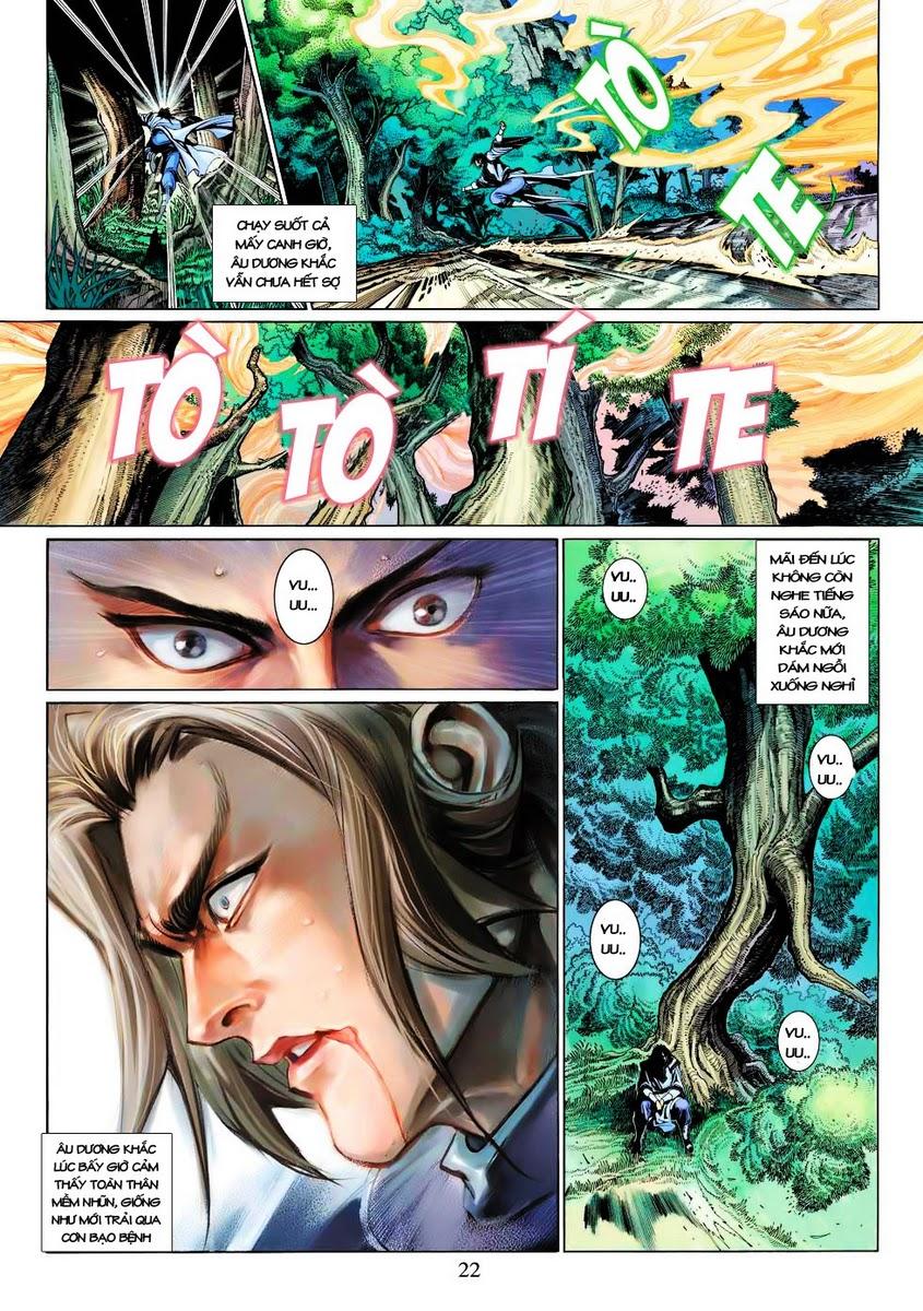 Anh Hùng Xạ Điêu anh hùng xạ đêu chap 29 trang 22