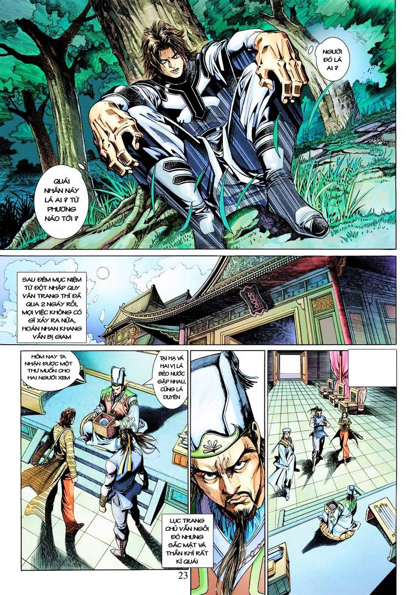 Anh Hùng Xạ Điêu anh hùng xạ đêu chap 29 trang 23