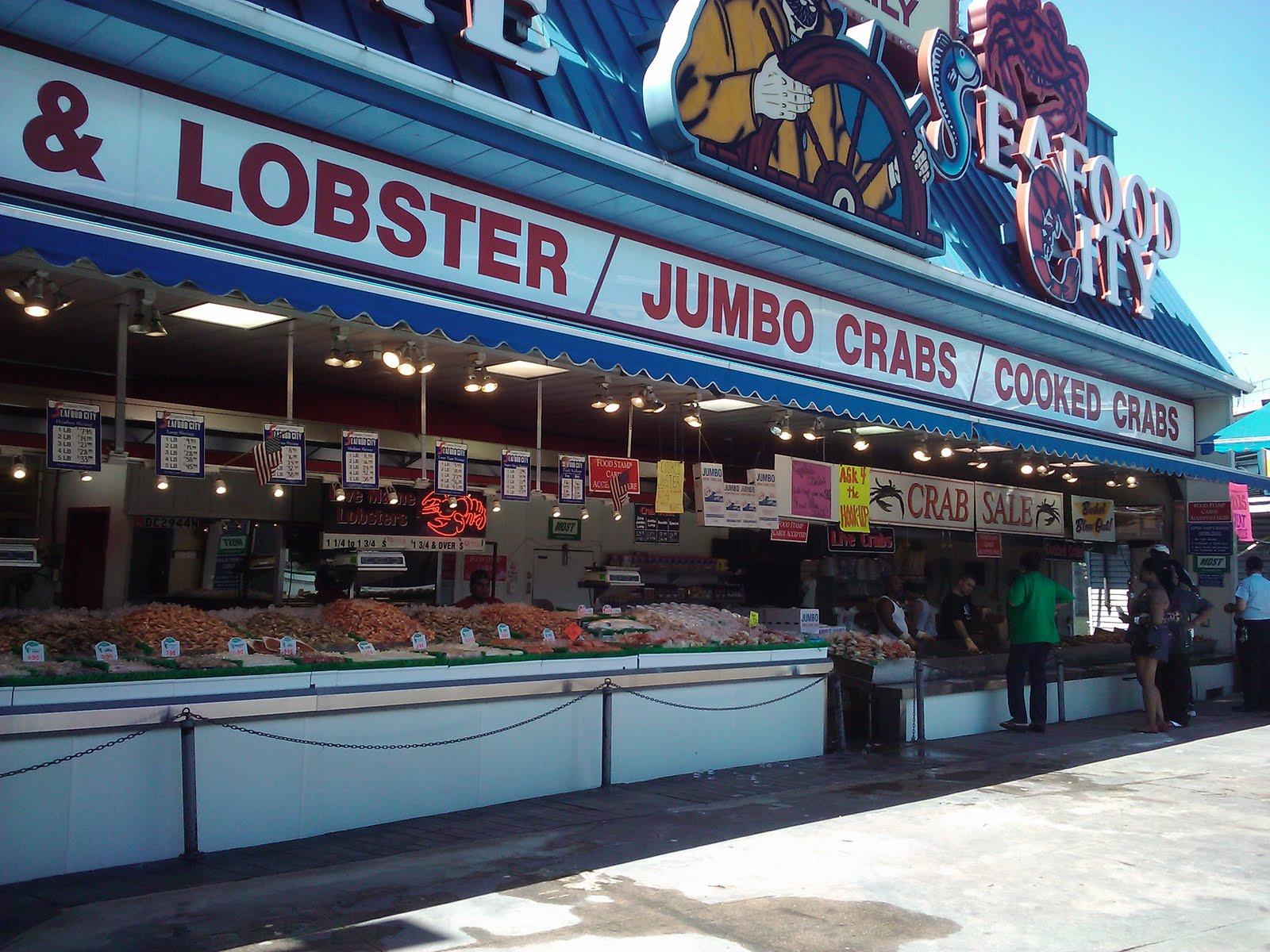 Souffle Cafe Maine Avenue Fish Market