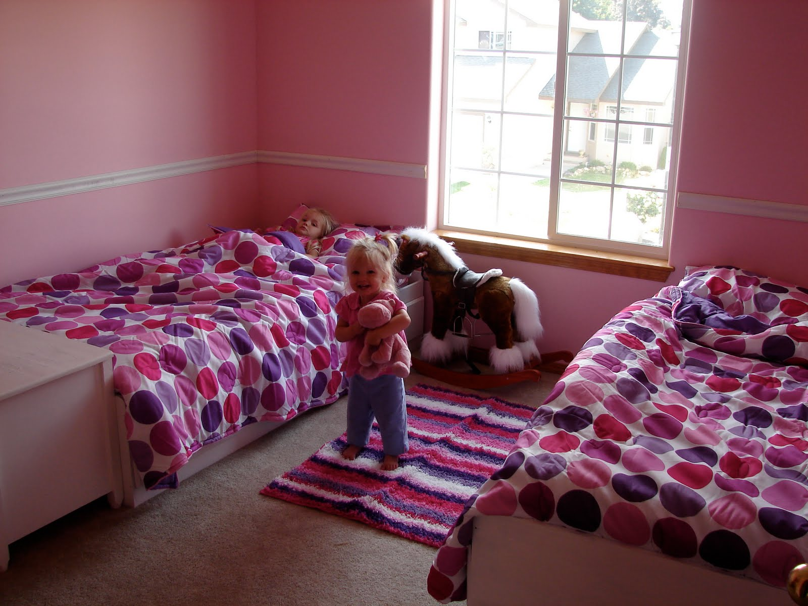 The Braid Family Big Girl Beds