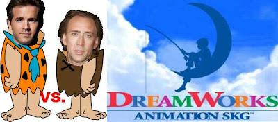 The Croods filme por Dreamworks