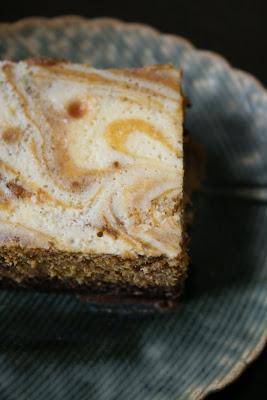 Week Of Menus Pumpkin Cheesecake Brownies Holiday Recipe 4