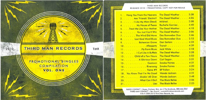 My So Called Soundtrack Third Man Records Promotional