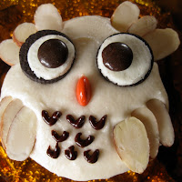 How to Make Cute Owl Cupcakes