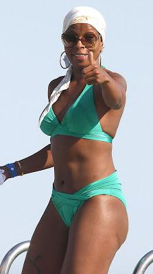 Apologise, but, Mary j blige nude bikini