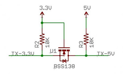 mosfet transistör ile bağlantı