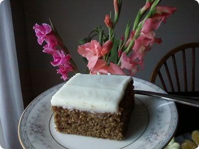 Zucchini Spice Cake Mix