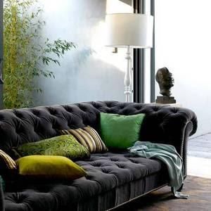 norwegian moods chesterfield inspirasjon. Black Bedroom Furniture Sets. Home Design Ideas