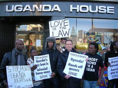 Anti homosexuality tape uganda