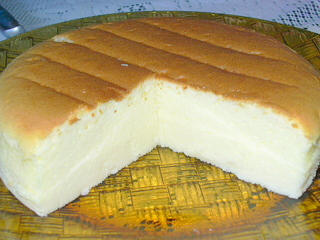 Japanese Cheesecake Recipe: Small Small Baker: Japanese Cheesecake